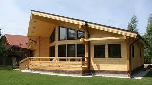 Дома из клееного бруса: просто, уютно, не дорого