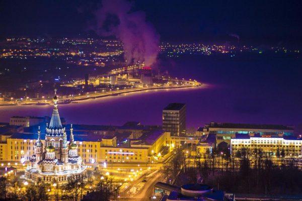 Izhevsk-nochyu