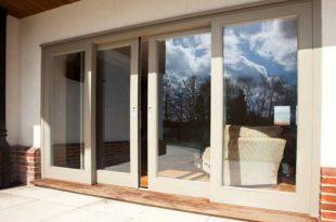 Что такое панорамное остекление? Раздвижные пластиковые двери и их особенности