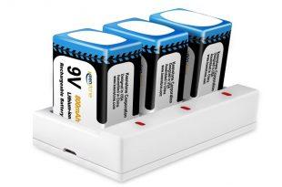 Keenstone-9V-800mAh-Rechargeable-Li-ion-Battery