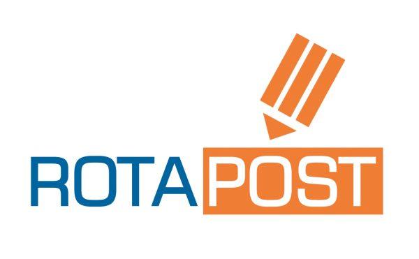 RotaPost Logo