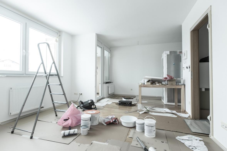капитальный ремонт в квартирах