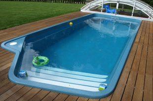 Преимущество композитных бассейнов
