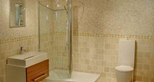 Ремонт пола и стен с чешской керамической плиткой