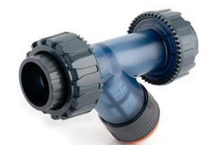 Нержавеющая трубопроводная и запорная арматура - Фильтр фланцевый