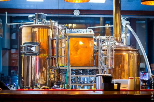 Оборудование для пивоварни - эффективность производства и эргономичность