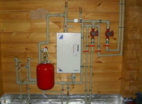 Электрический котел отопления: выбор по мощности и особенности эксплуатации