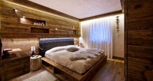 Почему люди все чаще отдают предпочтение натуральному дереву в спальне