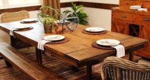 Мебель из дерева — изделия со своими хотростями и секретами