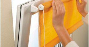 Как правильно подобрать рулонные шторы на пластиковые окна