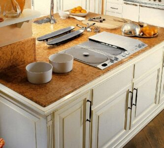 Столешницы для кухни из ДСП – эстетика и функциональность кухонной мебели