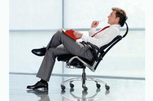 Как выбрать офисный стул