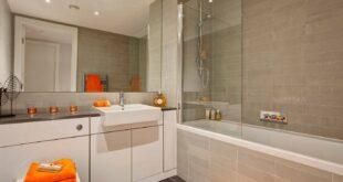Размеры сантехники для ванной комнаты