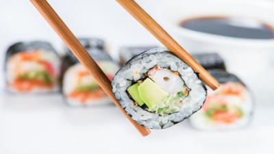Какие суши бывают